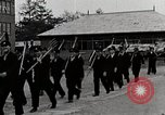 Image of Students Cleaning Ground Honshu Japan, 1935, second 5 stock footage video 65675025145