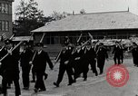 Image of Students Cleaning Ground Honshu Japan, 1935, second 6 stock footage video 65675025145