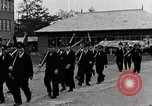 Image of Students Cleaning Ground Honshu Japan, 1935, second 7 stock footage video 65675025145