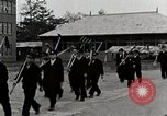 Image of Students Cleaning Ground Honshu Japan, 1935, second 8 stock footage video 65675025145