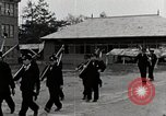 Image of Students Cleaning Ground Honshu Japan, 1935, second 10 stock footage video 65675025145