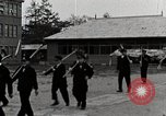 Image of Students Cleaning Ground Honshu Japan, 1935, second 11 stock footage video 65675025145