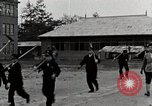 Image of Students Cleaning Ground Honshu Japan, 1935, second 12 stock footage video 65675025145