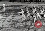Image of Students Exercise Honshu Japan, 1935, second 5 stock footage video 65675025147