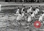 Image of Students Exercise Honshu Japan, 1935, second 8 stock footage video 65675025147