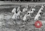 Image of Students Exercise Honshu Japan, 1935, second 9 stock footage video 65675025147
