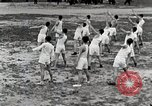 Image of Students Exercise Honshu Japan, 1935, second 10 stock footage video 65675025147