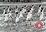 Image of Students Exercise Honshu Japan, 1935, second 12 stock footage video 65675025147