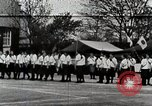 Image of Sports Day at School Japan, 1935, second 1 stock footage video 65675025149