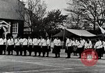 Image of Sports Day at School Japan, 1935, second 3 stock footage video 65675025149