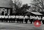 Image of Sports Day at School Japan, 1935, second 4 stock footage video 65675025149