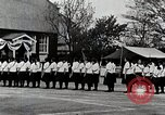 Image of Sports Day at School Japan, 1935, second 5 stock footage video 65675025149