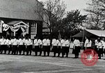 Image of Sports Day at School Japan, 1935, second 6 stock footage video 65675025149