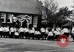 Image of Sports Day at School Japan, 1935, second 10 stock footage video 65675025149