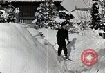 Image of Skiing Japan, 1935, second 8 stock footage video 65675025152