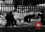 Image of People Clear Snow Japan, 1935, second 4 stock footage video 65675025153