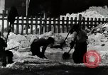 Image of People Clear Snow Japan, 1935, second 6 stock footage video 65675025153