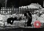 Image of People Clear Snow Japan, 1935, second 7 stock footage video 65675025153
