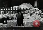 Image of People Clear Snow Japan, 1935, second 8 stock footage video 65675025153