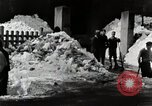 Image of People Clear Snow Japan, 1935, second 11 stock footage video 65675025153