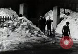 Image of People Clear Snow Japan, 1935, second 12 stock footage video 65675025153