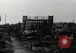 Image of Japanese citizens tear down air raid shelters Tokyo Japan Shiba district, 1945, second 2 stock footage video 65675025162