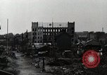 Image of Japanese citizens tear down air raid shelters Tokyo Japan Shiba district, 1945, second 3 stock footage video 65675025162