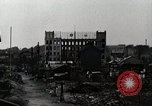 Image of Japanese citizens tear down air raid shelters Tokyo Japan Shiba district, 1945, second 5 stock footage video 65675025162