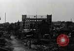 Image of Japanese citizens tear down air raid shelters Tokyo Japan Shiba district, 1945, second 11 stock footage video 65675025162