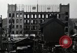 Image of Japanese citizens tear down air raid shelters Tokyo Japan Shiba district, 1945, second 12 stock footage video 65675025162