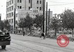 Image of Gutted War Department building Tokyo Japan Samurai District, 1945, second 1 stock footage video 65675025166