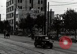 Image of Gutted War Department building Tokyo Japan Samurai District, 1945, second 6 stock footage video 65675025166