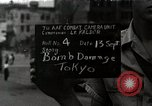 Image of Bomb Damage in Shiba District Tokyo Japan Shiba District, 1945, second 1 stock footage video 65675025169