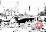 Image of Destroyed Azabu District Tokyo Japan Azabu district, 1945, second 1 stock footage video 65675025170