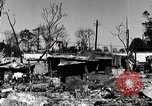 Image of Destroyed Azabu District Tokyo Japan Azabu district, 1945, second 2 stock footage video 65675025170