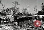 Image of Destroyed Azabu District Tokyo Japan Azabu district, 1945, second 3 stock footage video 65675025170