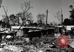 Image of Destroyed Azabu District Tokyo Japan Azabu district, 1945, second 4 stock footage video 65675025170