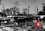 Image of Destroyed Azabu District Tokyo Japan Azabu district, 1945, second 5 stock footage video 65675025170
