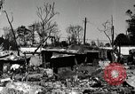 Image of Destroyed Azabu District Tokyo Japan Azabu district, 1945, second 7 stock footage video 65675025170