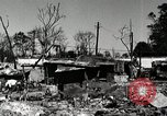Image of Destroyed Azabu District Tokyo Japan Azabu district, 1945, second 8 stock footage video 65675025170