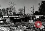 Image of Destroyed Azabu District Tokyo Japan Azabu district, 1945, second 9 stock footage video 65675025170