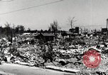 Image of Post war destruction and bomb damage in Tokyo Tokyo Japan Shiba district, 1945, second 3 stock footage video 65675025172