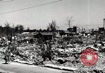 Image of Post war destruction and bomb damage in Tokyo Tokyo Japan Shiba district, 1945, second 4 stock footage video 65675025172