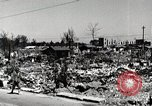 Image of Post war destruction and bomb damage in Tokyo Tokyo Japan Shiba district, 1945, second 5 stock footage video 65675025172