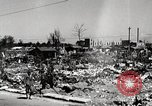Image of Post war destruction and bomb damage in Tokyo Tokyo Japan Shiba district, 1945, second 7 stock footage video 65675025172