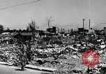 Image of Post war destruction and bomb damage in Tokyo Tokyo Japan Shiba district, 1945, second 8 stock footage video 65675025172