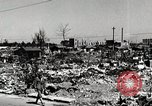 Image of Post war destruction and bomb damage in Tokyo Tokyo Japan Shiba district, 1945, second 9 stock footage video 65675025172