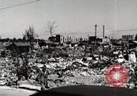 Image of Post war destruction and bomb damage in Tokyo Tokyo Japan Shiba district, 1945, second 10 stock footage video 65675025172