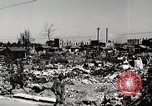 Image of Post war destruction and bomb damage in Tokyo Tokyo Japan Shiba district, 1945, second 11 stock footage video 65675025172