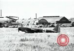 Image of Japanese planes parked in airfield Tokyo Japan, 1945, second 1 stock footage video 65675025177